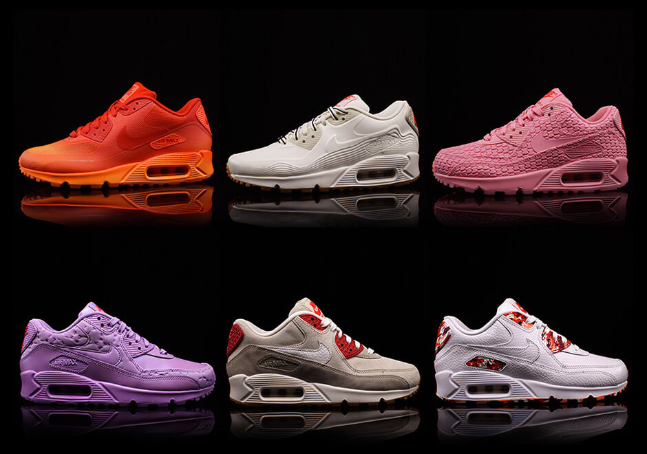Nike Air Max 90 City Pack Shanghai | The Sole Supplier