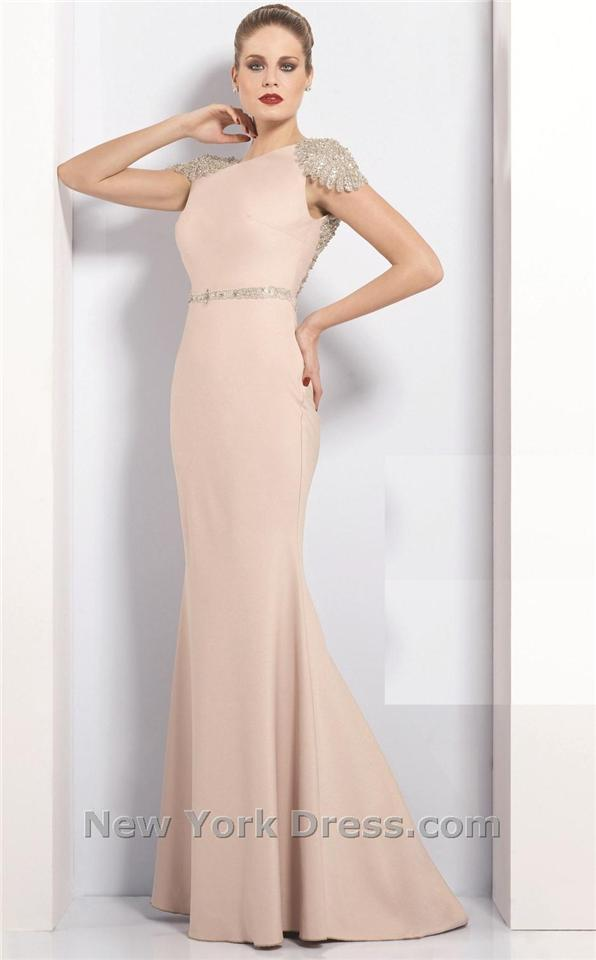 Tarik Ediz 92057 Dress - NewYorkDress.com