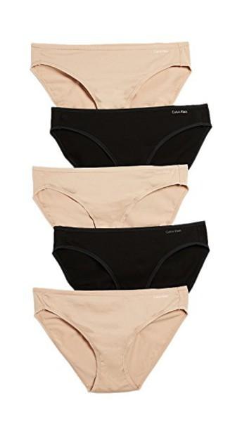 CALVIN KLEIN UNDERWEAR bikini black swimwear