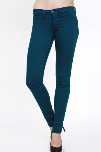 Teal Skinny Jeans- Colored Jeans- $59.99