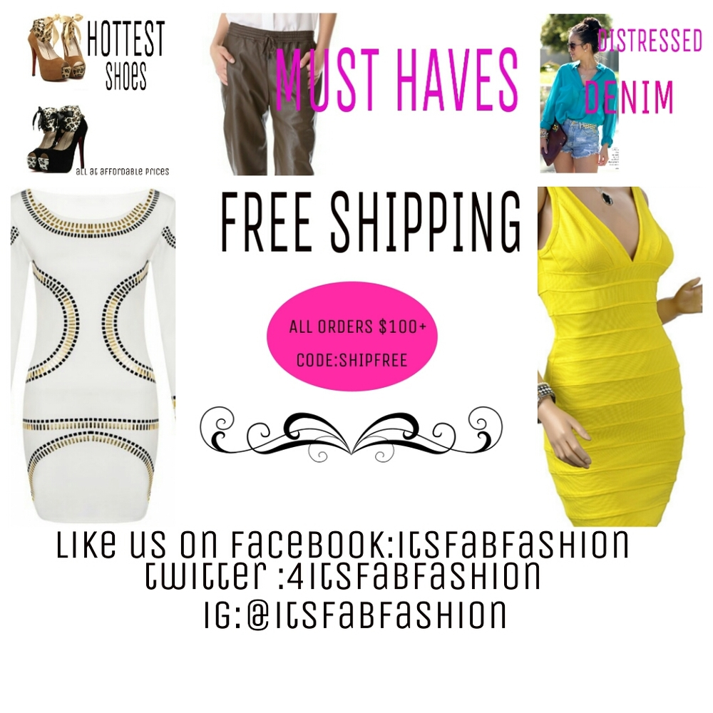 Itsfabfashion...were fashion meets style and comes to life — home