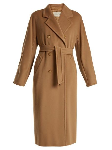 Max Mara coat camel