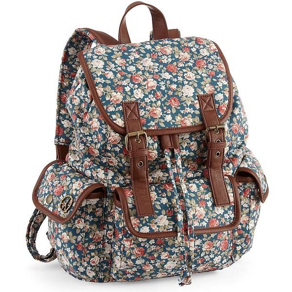 Olsenboye® Ditsy Floral Backpack - Polyvore