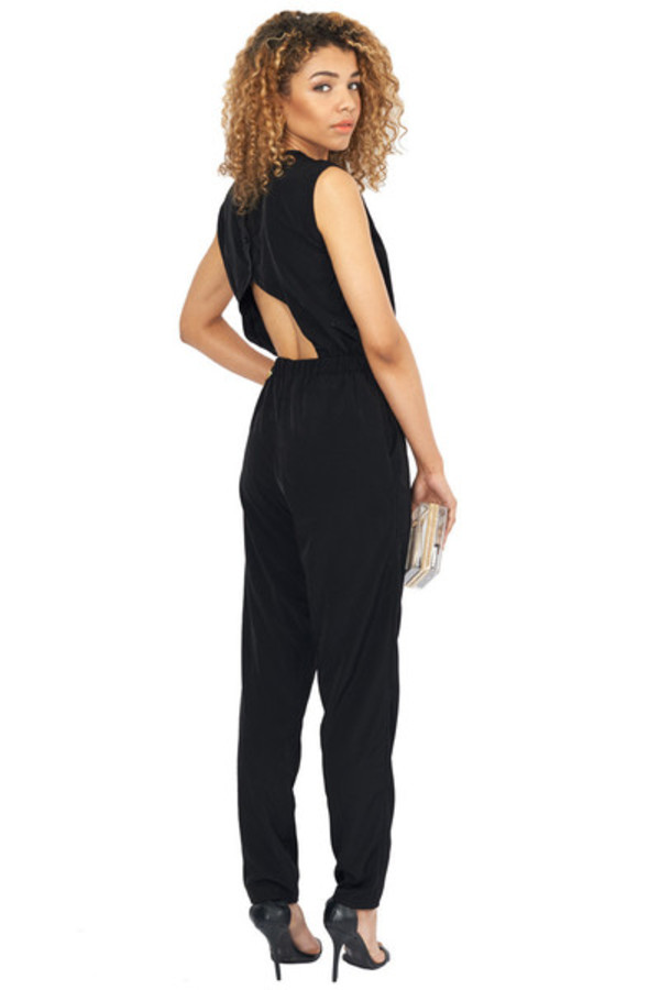 pants party all night long jumpsuit black jumper makeup table vanity row dress to kill oh my love style