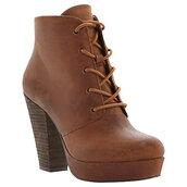 shoes,steve madden raspy platform ankle boots,ankle boots,boots,tan,steve madden