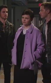 coat,purple,ginnifer goodwin,once upon a time show,mary margaret blanchard