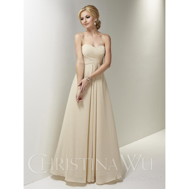 dress bridesmaid evening dress occasions