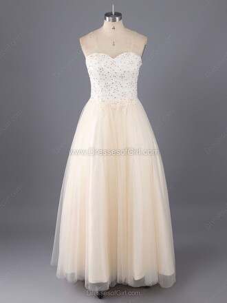 dress prom prom dress ivory ivory dress beige beige dress lovely love pretty maxi maxi dress long long dress white white dress strapless strapless dress sweetheart dress special occasion dress dressofgirl fabulous sexy sexy dress fashion trendy style girly stylish crystal gemstone sparkle bridesmaid