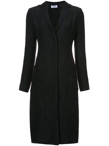 NOMIA coat duster coat women blue