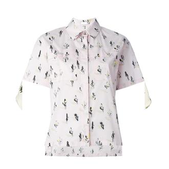 shirt short sleeve cactus plants kenzo