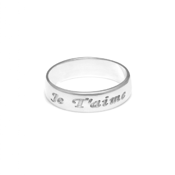 Anna Lou of London : Je T'aime Ring