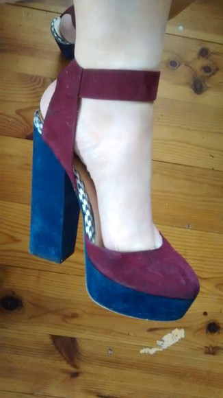 topshop shoes high heels party