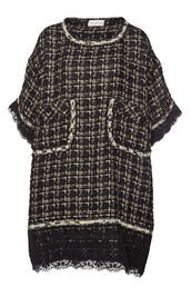 dress,mohair,wool,black