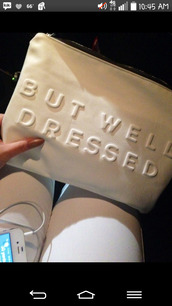bag,clutch,pouch,white,clutch white blanco fashion need but well dressed,fashion,brown leather bag,summer,trendy,style,butwelldressed,white leather bag,jewels,handbag,crystal bag,purse,white clutch,quote on it