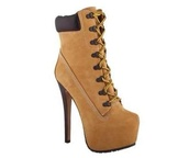 shoes,jacket,boots,timberlands,high heels,beige shoes