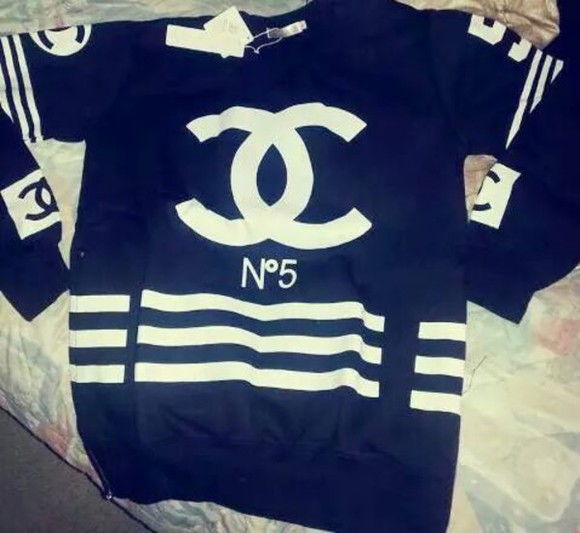 sweater chanel black chanel sweater chanel top