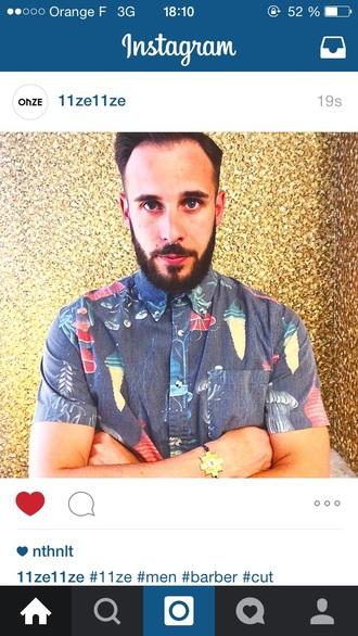 shirt print pattern