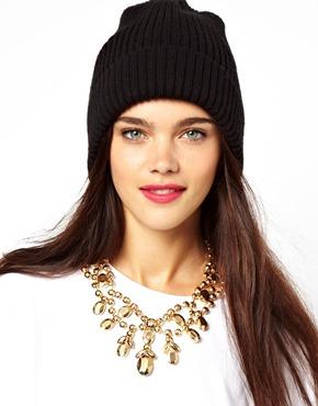 ASOS   ASOS – Premium – Halskette mit Strasssteinverzierung bei ASOS