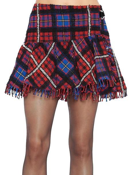Tommy hilfiger skirt multicolor