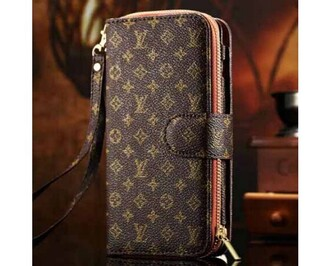 phone cover lv iphone cover wallet case iphone 6 iphone 6 plus luxury deluxe louis vuitton