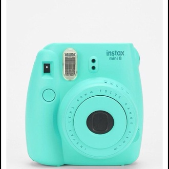 home accessory fujifilm instagram camera turquoise tumblr phone cover