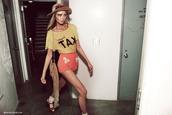 shorts,designer,coral,yellow,cute,hip,funny,purse,socks