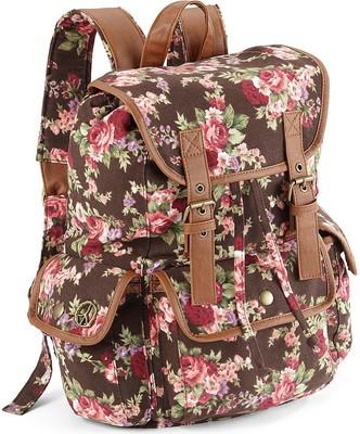 Olsenboye Floral Backpack - Polyvore