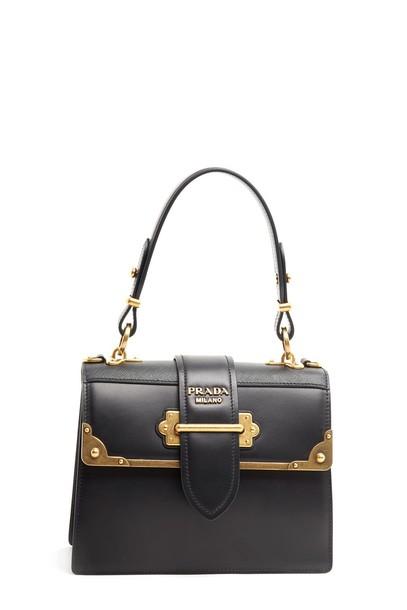 Prada handbag black bag