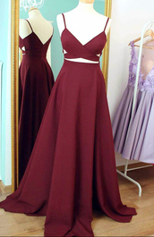 dress,2017 prom dress,long prom dress,burgundy prom dress,graduation dress