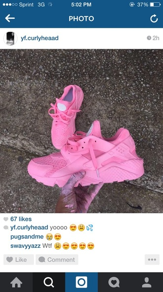 shoes pink shoes nike shoes