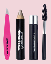 make-up,tweezerman,eyebrows,eye makeup,face makeup,natural makeup look