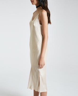 dress silk slip dress silk dress midi dress