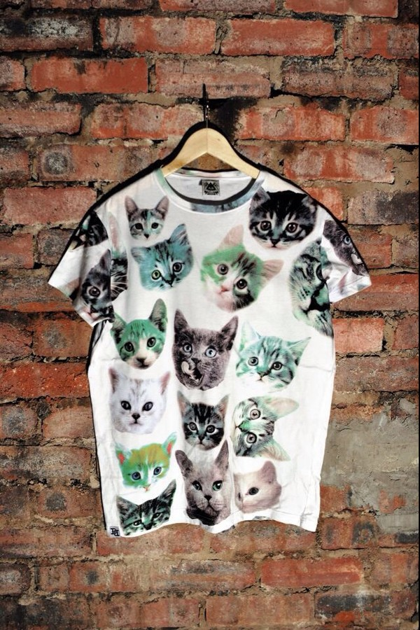 shirt cats tumblr