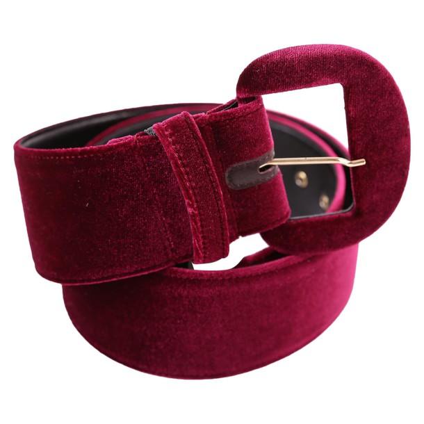 Blugirl belt velvet
