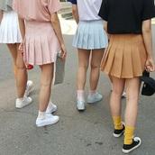 skirt,tennis skirt