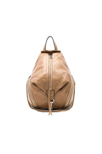 backpack tan bag