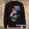 Minnie mouse drop dead sweatshirt - teenamycs