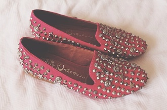 shoes studs studded shoes flat shoes spiked shoes jeffrey campbell loafers