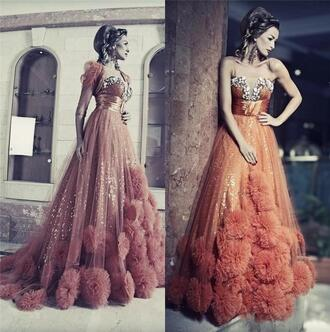 dress arabic evening dresses exquisite prom dresses plus size evening dresses evening dresses with jacket hand made flowers prom dresses coral evening dresses 2016 prom dresses formal evening dresses