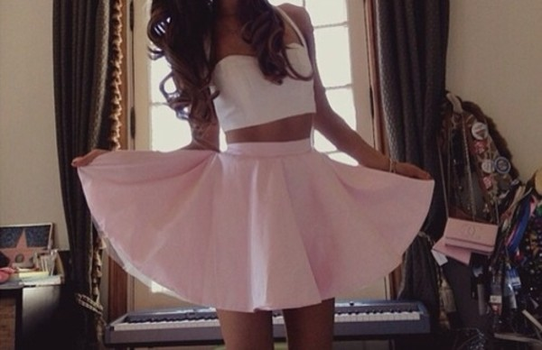 dress top skirt tank top