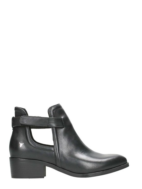 Windsor Smith ankle boots black shoes