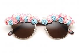 Victoria flower sunglasses (more colors)
