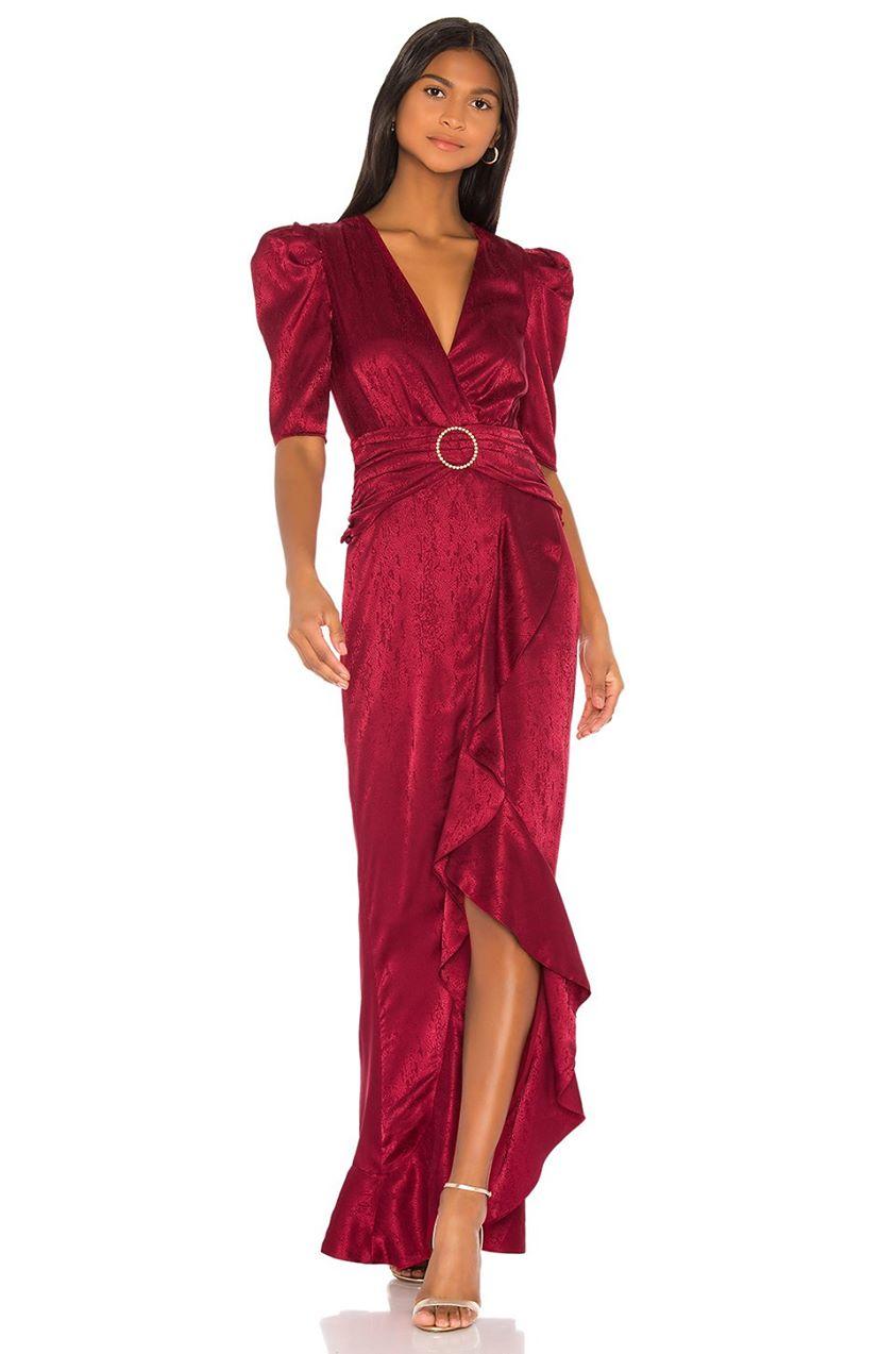 Edwin Maxi Dress