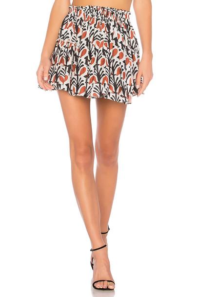Apiece Apart skirt white