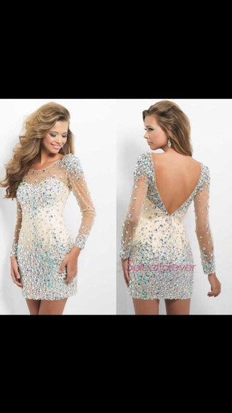 homecoming sequin dress homecoming dress