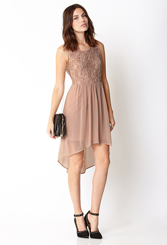 Whimsical Lace Dress | FOREVER21 - 2031558287