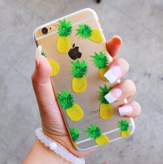 phone cover pineapple pinapples iphone 5 case clear pineapple case iphone 6 case