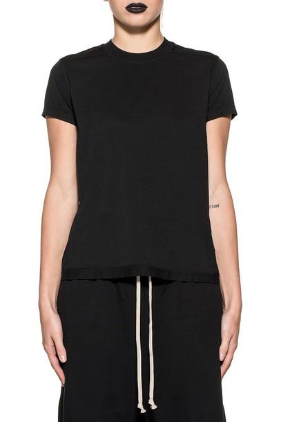 DRKSHDW t-shirt shirt t-shirt black top
