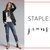 Staple: Jeans - The Fashionable Wife