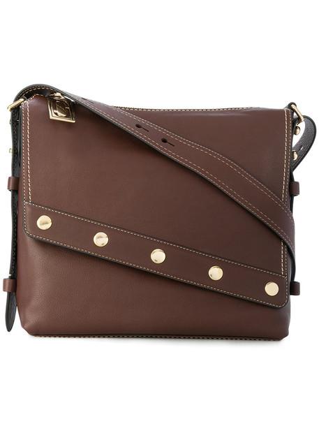 Marc Jacobs women bag shoulder bag leather brown